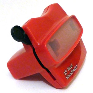 Viewmaster red